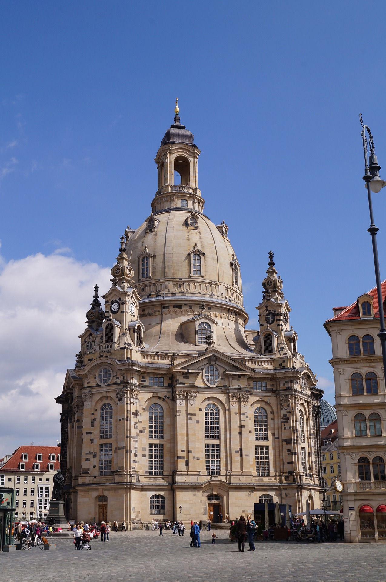 Die Frauenkirche › citynet-dresden.com