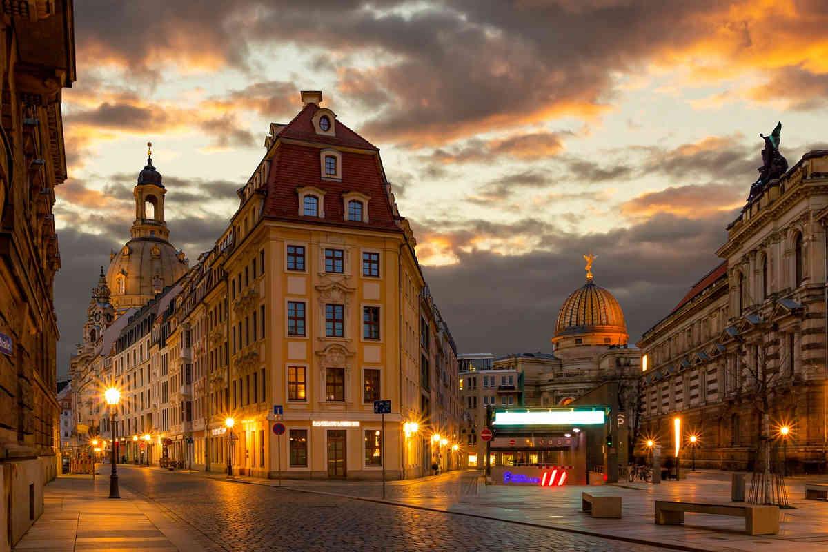 Einkaufen in Dresden